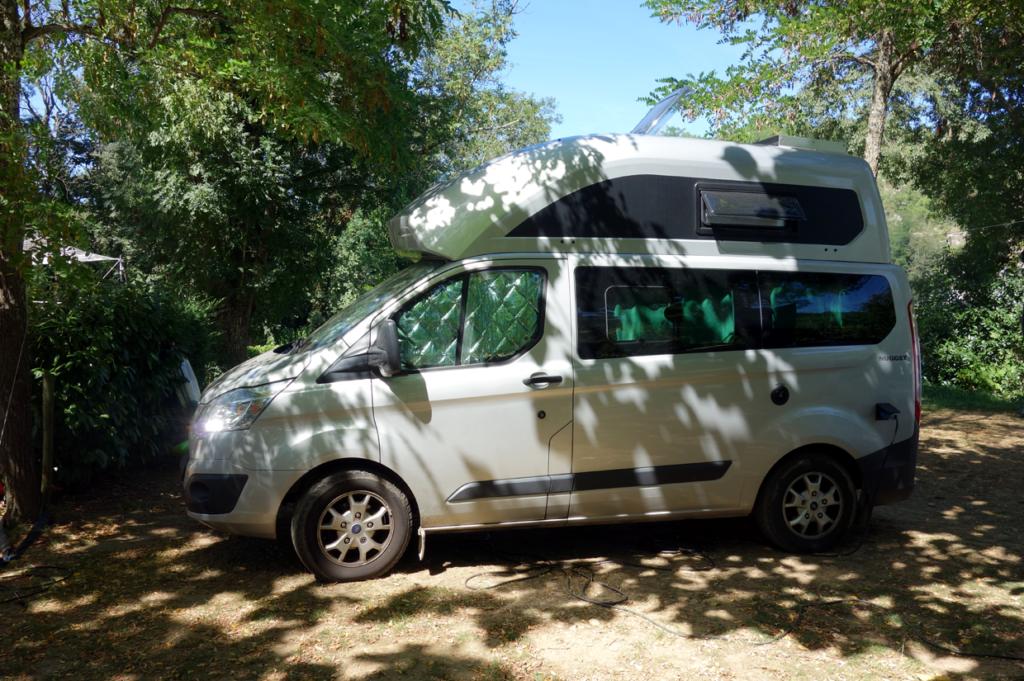 Mehr Campingkomfort und weniger Alltag