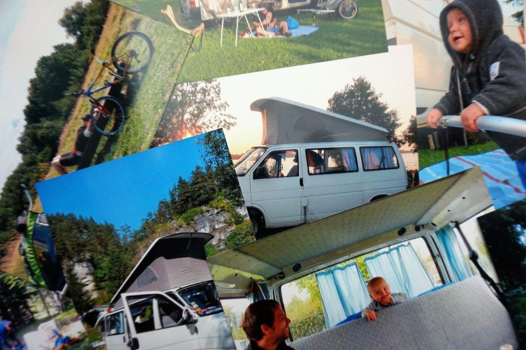 VW T4 Transporter selbst zum Campingbus ausgebaut