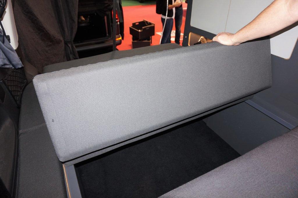 Zugriff Kofferraum