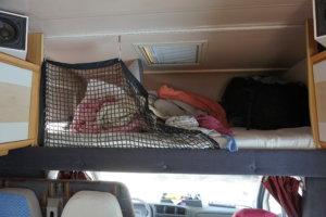 Perfektes Kinderbett im Alkoven