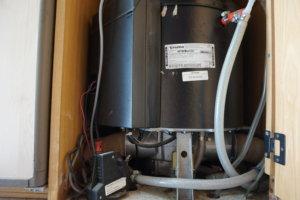 Warmwasser Versorgung