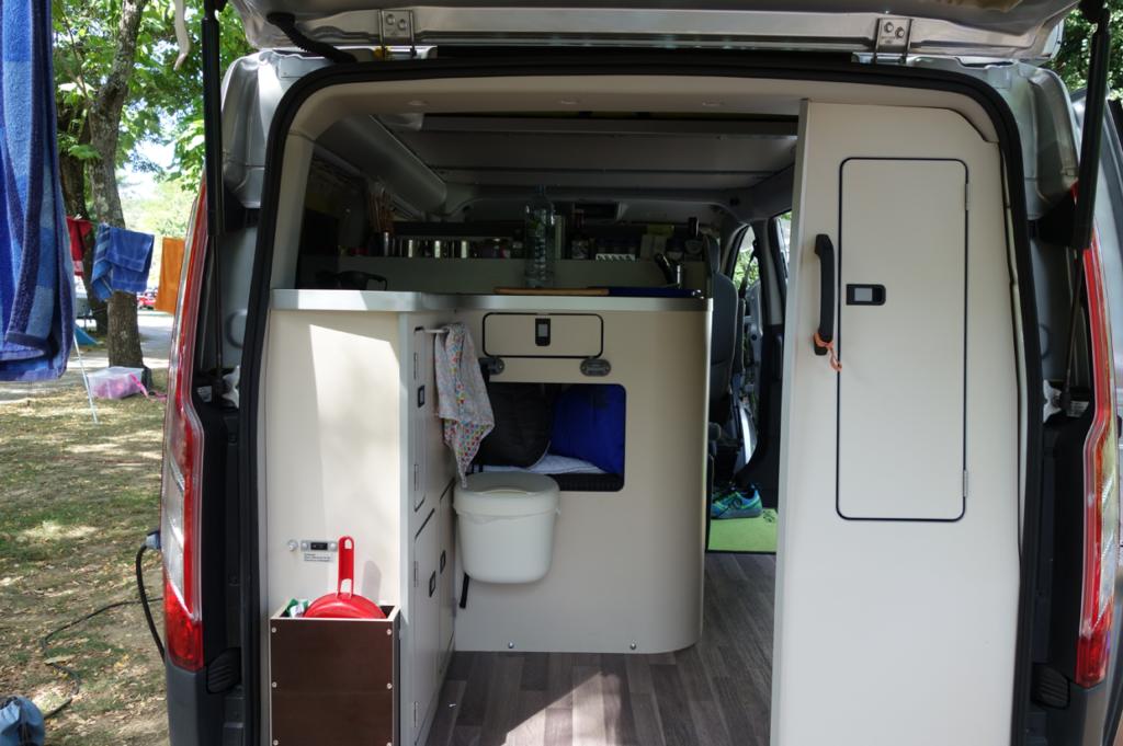 2016 Honda Element >> Ford Nugget mit Westfalia Ausbau - Camping Bus Vergleich